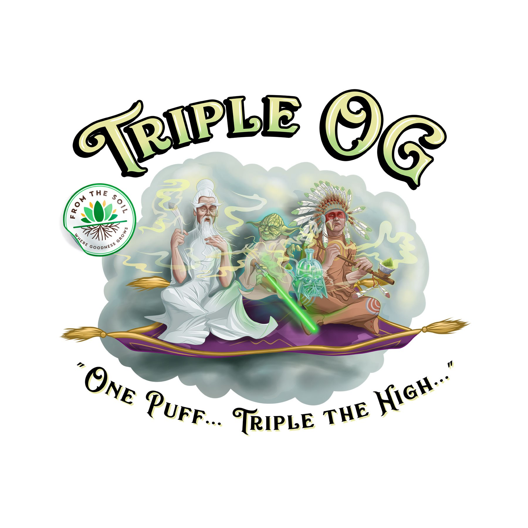 Triple OG